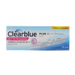 Clearblue test de grossesse classic 2